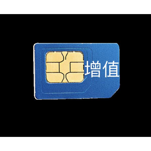 增值sim card 3GB 香港數據